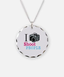 I Shoot People Necklace
