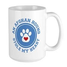 Afghan/My Heart Mug
