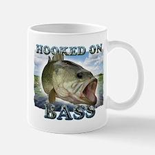 Hooked on Bass Mugs