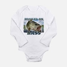 Hooked on Bass Body Suit