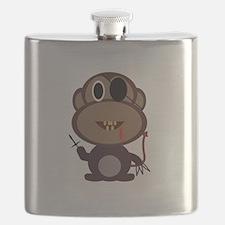 Evil Monkey Flask
