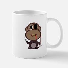 Evil Monkey Mugs
