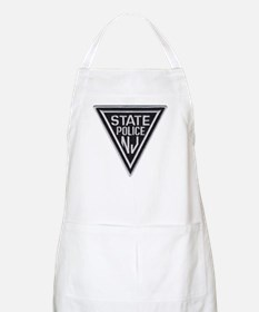 New Jersey State Police BBQ Apron