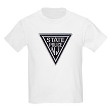 New Jersey State Police Kids T-Shirt