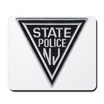 New Jersey State Police Mousepad