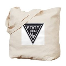 New Jersey State Police Tote Bag