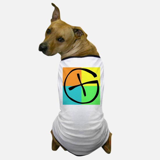 Unique Geocaching Dog T-Shirt