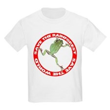 Save The Rainforest Kids T-Shirt