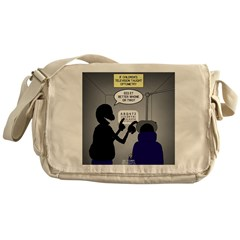 Is it Better 1 or 2? Messenger Bag