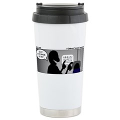 Is it Better 1 or 2? Stainless Steel Travel Mug