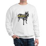 Boston Collage Sweatshirt
