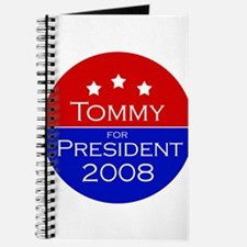 Tommy for President Journal