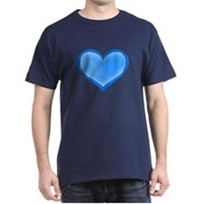 Blue Heart T-Shirt