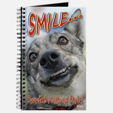 Swedish Vallhund Journal (SMILE!)