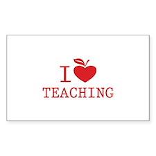 I love teaching Decal