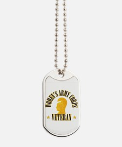 Women's Army Corp [WAC] Dog Tags