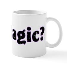 Got Magic? Bright Stars on Black Mug