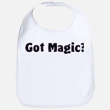 Got Magic? Bright Stars on Black Bib