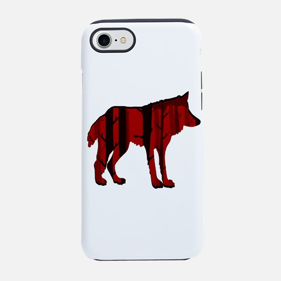 TO SEE RED iPhone 7 Tough Case