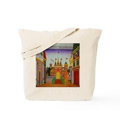 Kingdom of Tsar Dadon Tote Bag