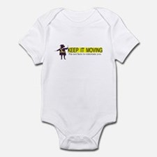 Keep it Moving Infant Bodysuit