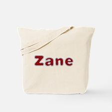 Zane Santa Fur Tote Bag