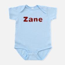 Zane Santa Fur Body Suit