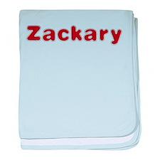 Zackary Santa Fur baby blanket