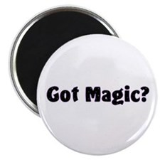 Got Magic? Bright Stars on Black Magnet
