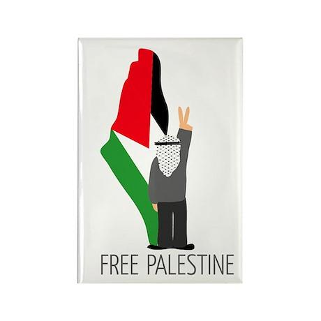 www.palestine-shirts.com Rectangle Magnet