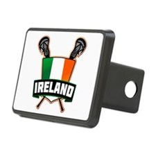 Ireland Irish Lacrosse Team Logo Hitch Cover