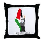 www.palestine-shirts.com Throw Pillow