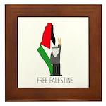 www.palestine-shirts.com Framed Tile