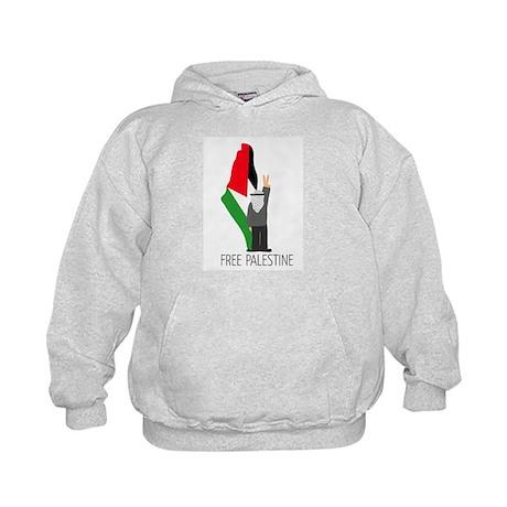 www.palestine-shirts.com Kids Hoodie