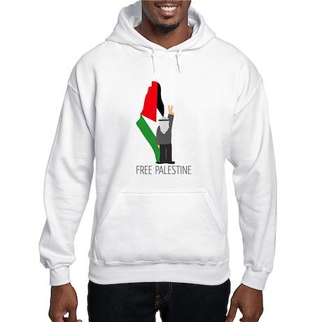 www.palestine-shirts.com Hooded Sweatshirt