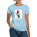 www.palestine-shirts.com Women's Light T-Shirt