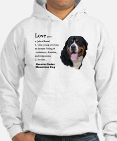 Greater Swiss Mtn Dog Hoodie