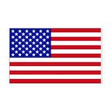 "American flag 3"" x 5"""