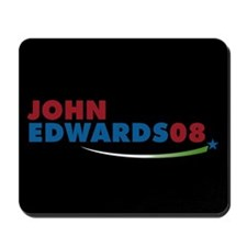JOHN EDWARDS PRESIDENT 2008 Mousepad