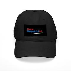 JOHN EDWARDS PRESIDENT 2008 Baseball Hat