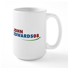 JOHN EDWARDS PRESIDENT 2008 Mug