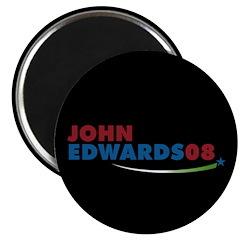 JOHN EDWARDS PRESIDENT 2008 Magnet