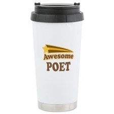 Awesome Poet Travel Mug