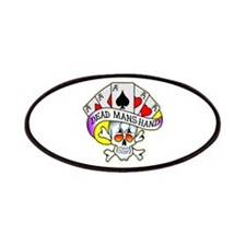 Dead Mans Hand Tattoo Patches