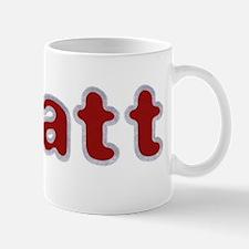 Wyatt Santa Fur Mugs