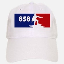 858 Surf Baseball Baseball Cap