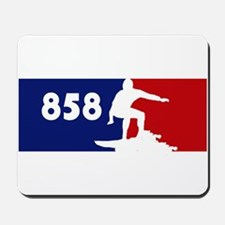 858 Surf Mousepad