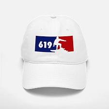 619 Surf Baseball Baseball Cap