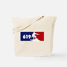 619 Surf Tote Bag