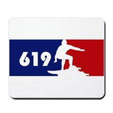 619 Surf Mousepad